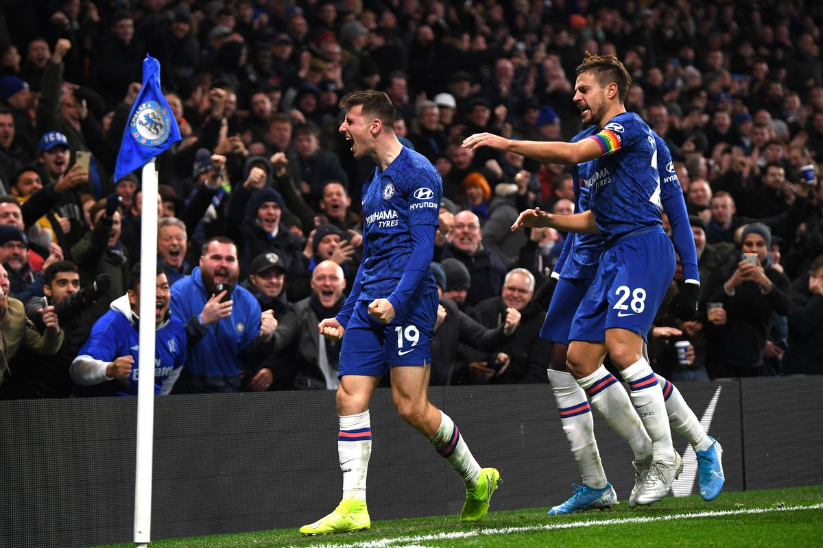 Chelsea vs Everton zájezd na Premier League